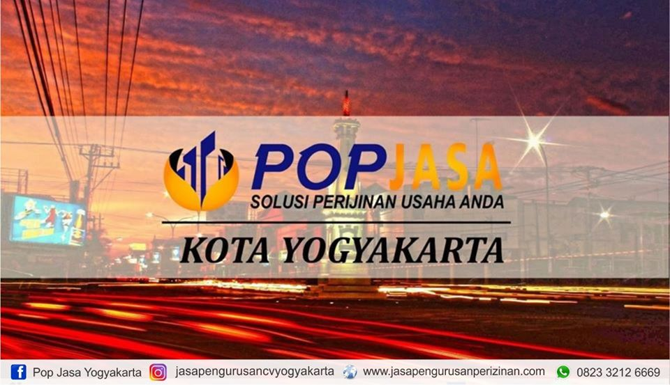 Jasa Pengurusan CV Yogyakarta