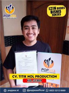 Syarat Pembuatan PT Di Yogyakarta